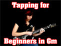 Tapping for beginners in Gm